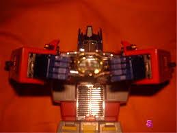 optimus prime vs megatron toys
