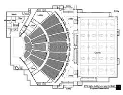 auditorium seating design