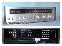 sony receivers str