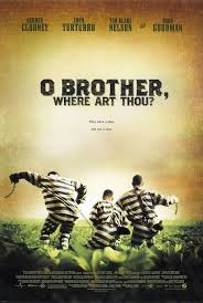 o brother where art thou poster