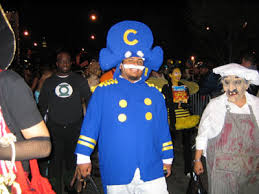 cap n crunch costume