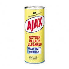 bleach cleanser