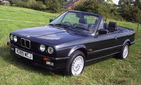1990 bmw convertible