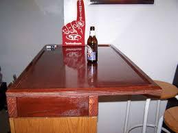 home bar top