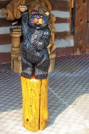carving bear