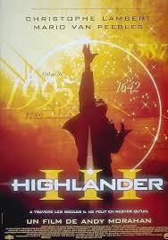 highlander 3 dvd