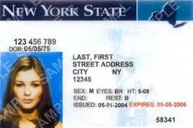 new york state id card