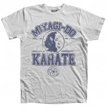 karate kid tshirt
