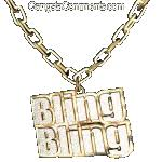 chaines bling bling