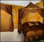 indian bed canopy