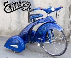 custom tricycles