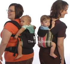 back pack carrier