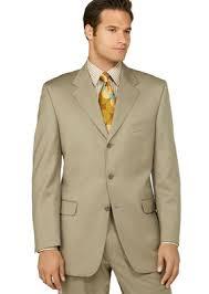 mens beige suits