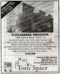 apartment advertisement