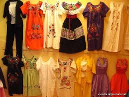 dresses of mexico