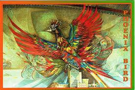 phoenix bird china