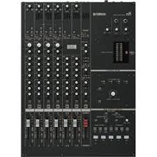 digital mixing studio