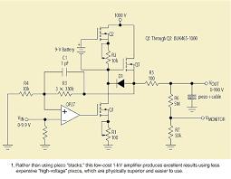 high voltage amplifier