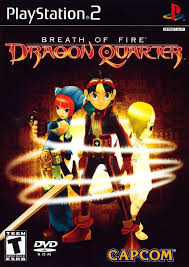 breath of fire ps2