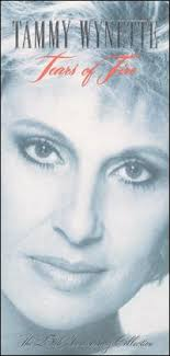 Tammy Wynette - Tears Of Fire: The 25th...