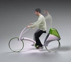 powered bike