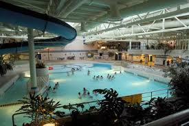 leisure centre swimming pools