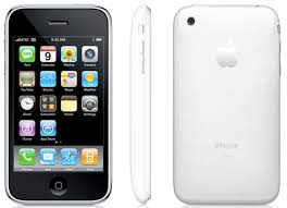 16 gb white iphone