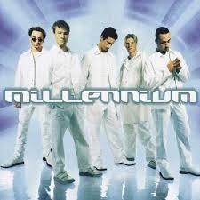 back street boys millenium