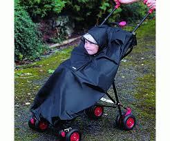 stroller rain