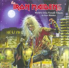 iron maiden album cover art