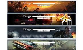 igoogle design