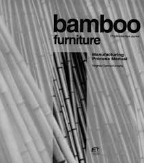 contemporary bamboo furniture