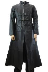 gothic trench