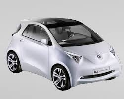 small toyota car