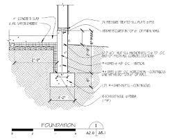 floor foundation