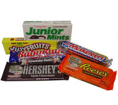 brands of chocolate bars