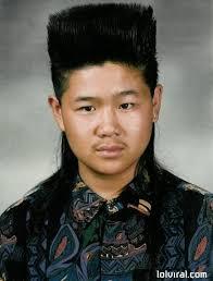 haircut mullet