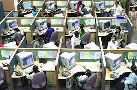 call center in india
