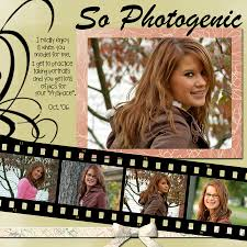 digital scrapbooking pages