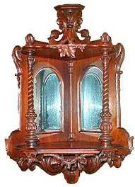 antique corner shelves