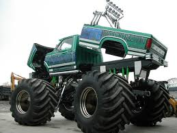 4x4 truck shows