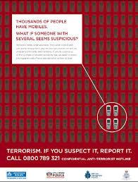 anti terrorism posters