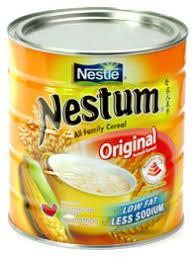 nestum cereal