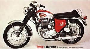 bsa a65 lightning