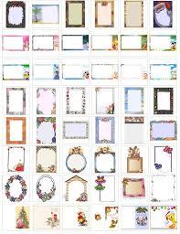 marcos de tarjetas