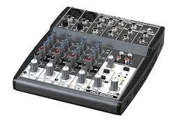 behringer mixer 802