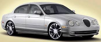 jaguar s type wheel