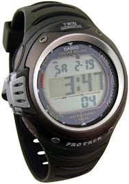 casio protrek twin sensor