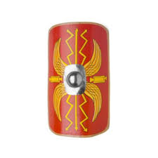 romans shield