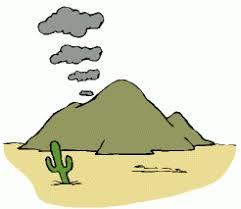 clipart desert